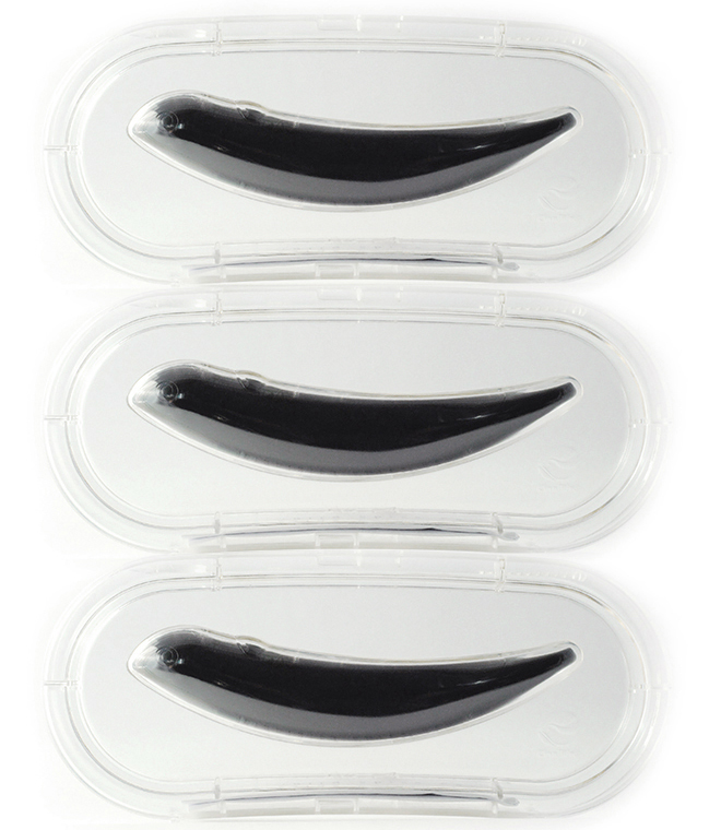 3 PIECES – CinniBird Spice Pen – Black