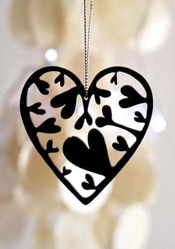 Christmas Ornament – Heart