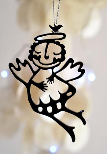 Christmas Ornament – Angel II.
